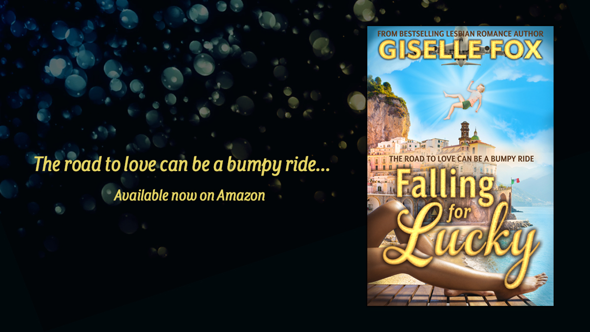 Falling for Lucky Giselle Fox Available Now